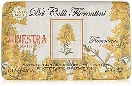 Düfte, Parfümerie und Kosmetik Naturseife Broom - Nesti Dante Passionate Soap Dei Colli Fiorentini Collection