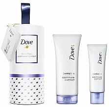 Düfte, Parfümerie und Kosmetik Körperpflegeset - Dove Skin Magic Cashmere Comfort (Körperlotion 200ml + Handcreme 75ml)