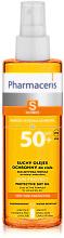 Düfte, Parfümerie und Kosmetik Trockenes Sonnenschutzöl für den Körper SPF 50+ - Pharmaceris S Protective Dry Oil SPF50