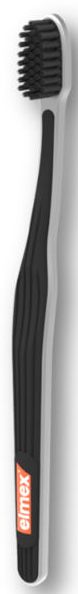 Zahnbürste ultra weich Swiss Made schwarz - Elmex Swiss Made Ultra Soft Toothbrush — Bild N1