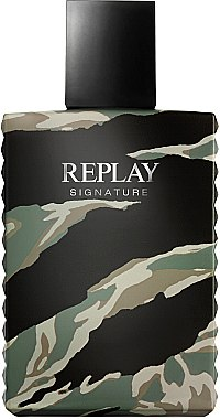 Replay Signature For Men Replay - Eau de Toilette  — Bild N1