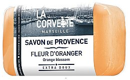 Düfte, Parfümerie und Kosmetik Seife Orangenblüten - La Corvette Provence Soap Orange Blossom