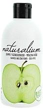Düfte, Parfümerie und Kosmetik Shampoo und Haarspülung mit grünem Apfel - Naturalium Shampoo And Conditioner Green Apple