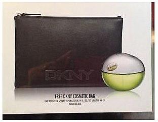 Donna Karan DKNY Be Delicious - Kosmetikset (Eau de Parfum/100ml + Kosmetiktasche) — Bild N1