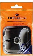 Düfte, Parfümerie und Kosmetik Doppelseitiger Taschenspiegel 5541 schwarz-weiß - Top Choice