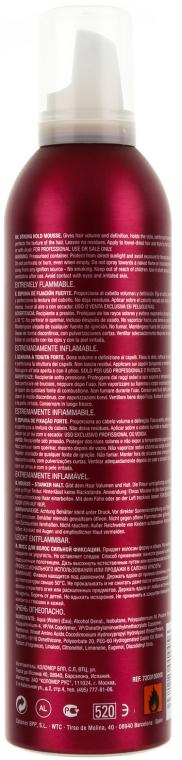 Volumen Schaumfestiger mit extra starkem Halt - Revlon Professional Pro You Extra Strong Hair Mousse Extreme — Bild N2