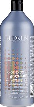 Farbanlagernder Conditioner für silbernes und graues Haar - Redken Color Extend Graydiant Conditioner — Bild N2