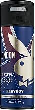 Düfte, Parfümerie und Kosmetik Playboy London - Deodorant spray