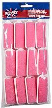 Düfte, Parfümerie und Kosmetik Schaumstoffwickler 25/70 mm rosa 12 St. - Ronney Wave Foam Rollers