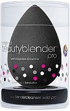 Düfte, Parfümerie und Kosmetik Make-up Schwamm-Set - Beautyblender Pro (Schminkschwamm 1 St. + Seife 1 St.)