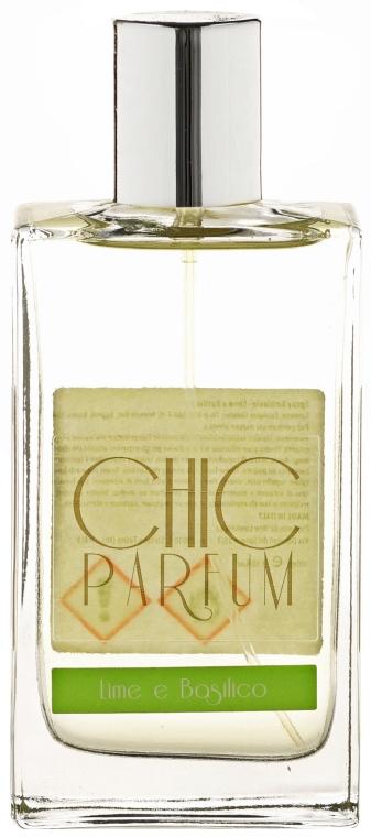 Raumspray Lime & Basil - Chic Parfum Lime & Basil — Bild N3