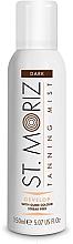 Düfte, Parfümerie und Kosmetik Bräunungsspray Dunkel - St.Moriz Self Tanning Mist Dark