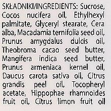 Pflegendes und regenerierendes Zucker-Körperpeeling mit Macadamiaöl - Organic Life Dermocosmetics Scrub — Bild N2