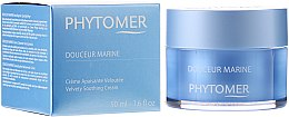 Düfte, Parfümerie und Kosmetik Beruhigende Gesichtscreme - Phytomer Douceur Marine Velvety Soothing Cream