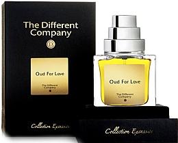 Düfte, Parfümerie und Kosmetik The Different Company Oud For Love - Eau de Parfum
