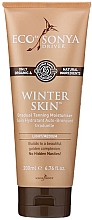 Düfte, Parfümerie und Kosmetik Feuchtigkeitsspendender gradueller Selbstbräuner für Körper und Gesicht - Eco by Sonya Eco Tan Winter Skin