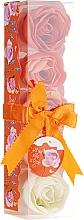 Düfte, Parfümerie und Kosmetik Seifenkonfetti mit Orangenduft 5 St. - Spa Moments Bath Confetti Orange