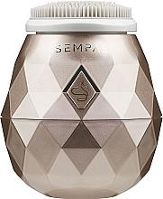 Düfte, Parfümerie und Kosmetik Gesichtsreinigungsgerät mit 3 Bürsten - Sempasi Sol