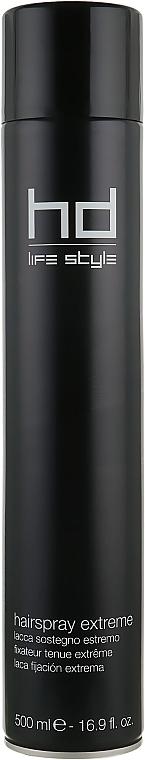 Haarlack Extra starker Halt - Farmavita HD Hair Spray Extreme — Bild N1