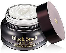 Düfte, Parfümerie und Kosmetik Feuchtigkeitsspendende Gesichtscreme mit schwarzem Schneckenextrakt - Secret Key Black Snail Original Cream