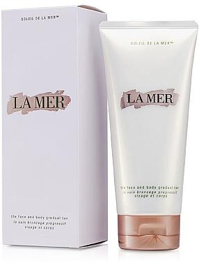 Selbstbräunende Gesichts- und Körperlotion - La Mer The Face & Body Gradual Tan — Bild N1