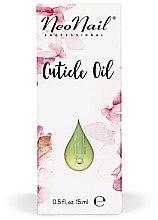 Düfte, Parfümerie und Kosmetik Nagelhautöl Vanille mit Pipette - NeoNail Professional Cuticle Oil