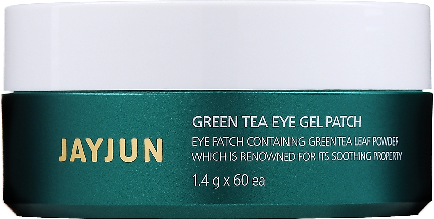 Hydrogel-Augenpatches mit grünem Tee - Jayjun Green Tea Eye Gel Patch