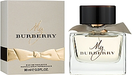 Düfte, Parfümerie und Kosmetik Burberry My Burberry - Eau de Toilette