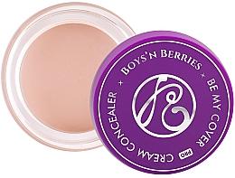 Düfte, Parfümerie und Kosmetik Cremiger Gesichtsconcealer - Boys`n Berries Be My Cover Pro Cream Concealer