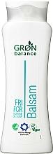 Düfte, Parfümerie und Kosmetik Haarspülung ohne Geruch - Gron Balance