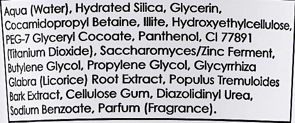Klärende Gesichtspaste mit grüner Tonerde - Ziaja Med Antibacterial Pasta — Bild N3