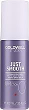 Düfte, Parfümerie und Kosmetik Glättendes Hitzeschutzspray-Serum für das Haar - Goldwell Style Sign Just Smooth Sleek Perfection Thermal Spray Serum
