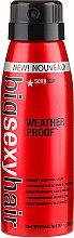 Düfte, Parfümerie und Kosmetik Feuchtigkeitabweisendes Haarspray - SexyHair BigSexyHair Weather Proof Humidity Resistant Spray