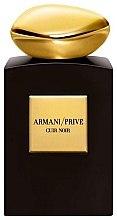 Düfte, Parfümerie und Kosmetik Giorgio Armani Cuir Noir - Eau de Parfum