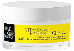 Düfte, Parfümerie und Kosmetik Aufhellende Anti-Falten Gesichtscreme mit Vitamin C - Diego Dalla Palma Vitamina C Radiance Cream