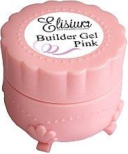 Düfte, Parfümerie und Kosmetik Aufbaugel für die Nägel rosa - Elisium Builder Gel Pink
