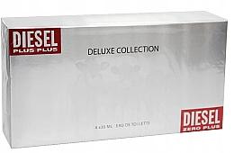 Düfte, Parfümerie und Kosmetik Diesel Zero Plus Feminine - Duftset (Eau de Toilette 4x30ml)