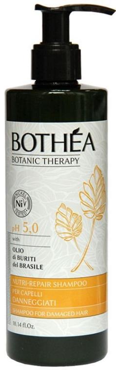 Shampoo für geschädigtes Haar - Bothea Botanic Therapy Nutri-Repair Shampoo pH 5.0 — Bild N1