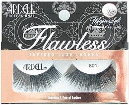 Düfte, Parfümerie und Kosmetik Künstliche Wimpern - Ardell Flawless Lashes 801