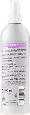 Langhaltendes Haarstyling Gel-Spray mit Provitamin B5 - Joanna Professional Styling Gel Spray Extra Strong — Bild N2