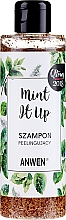 "Düfte, Parfümerie und Kosmetik Peeling Shampoo ""Mint It Up"" - Anwen Refreshing Peeling Hair Shampoo"