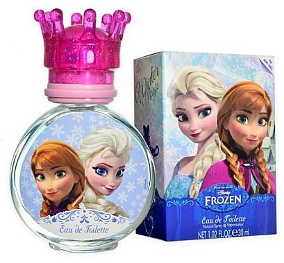 Air-Val International Disney Frozen - Eau de Toilette — Bild N1