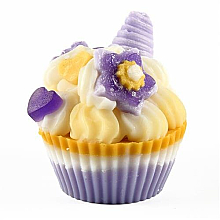 Düfte, Parfümerie und Kosmetik Handgemachte Naturseife Cupcake Lotus Flower - Bosphaera Lotus Flower Soap