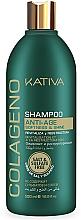 Düfte, Parfümerie und Kosmetik Regenerierendes Shampoo mit Kollagen - Kativa Colageno Shampoo