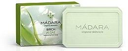 Düfte, Parfümerie und Kosmetik Seife Birke und Algen - Madara Cosmetics Birch & Algae Soap