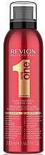Düfte, Parfümerie und Kosmetik Schaummaske für dünnes Haar - Revlon Professional Uniq One Fine Hair Foam Treatment