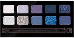 Düfte, Parfümerie und Kosmetik Lidschattenpalette mit 10 Farben - Pierre Rene Palette Match System Eyeshadow Victoria's Angel