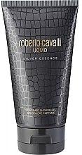 Roberto Cavalli Uomo Silver Essence - Duschgel — Bild N2