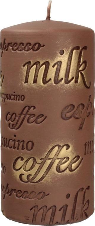 Dekorative Kerze Coffee - Artman Coffee Ø7 x H14 cm — Bild N1