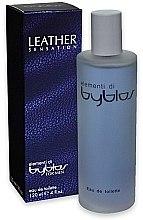 Düfte, Parfümerie und Kosmetik Byblos Leather Sensation - Eau de Toilette